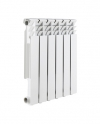 Rommer Optima 500 алюминиевый радиатор водяного отопления 10 секции